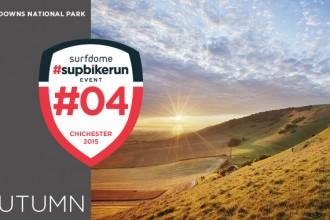 #SUPBIKERUN EVENT #04 CHICHESTER 2015