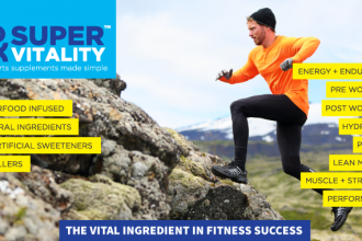 Super Vitality | Leading Sports Nutrition
