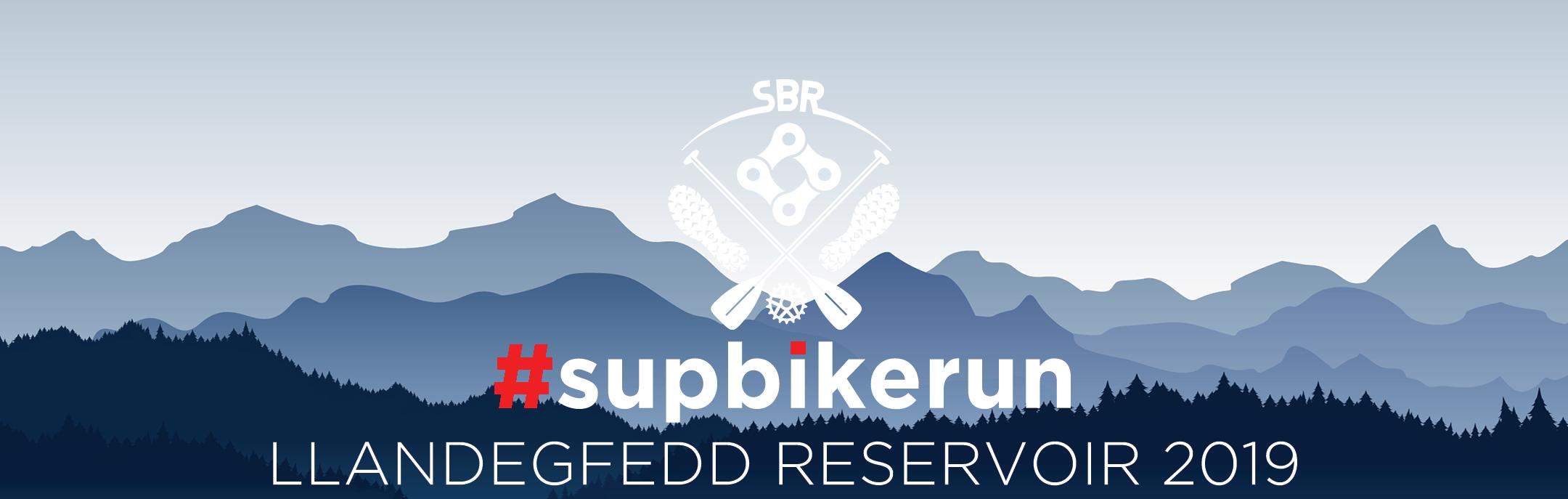 #supbikerun-Llandegfedd-Reservoir-2019