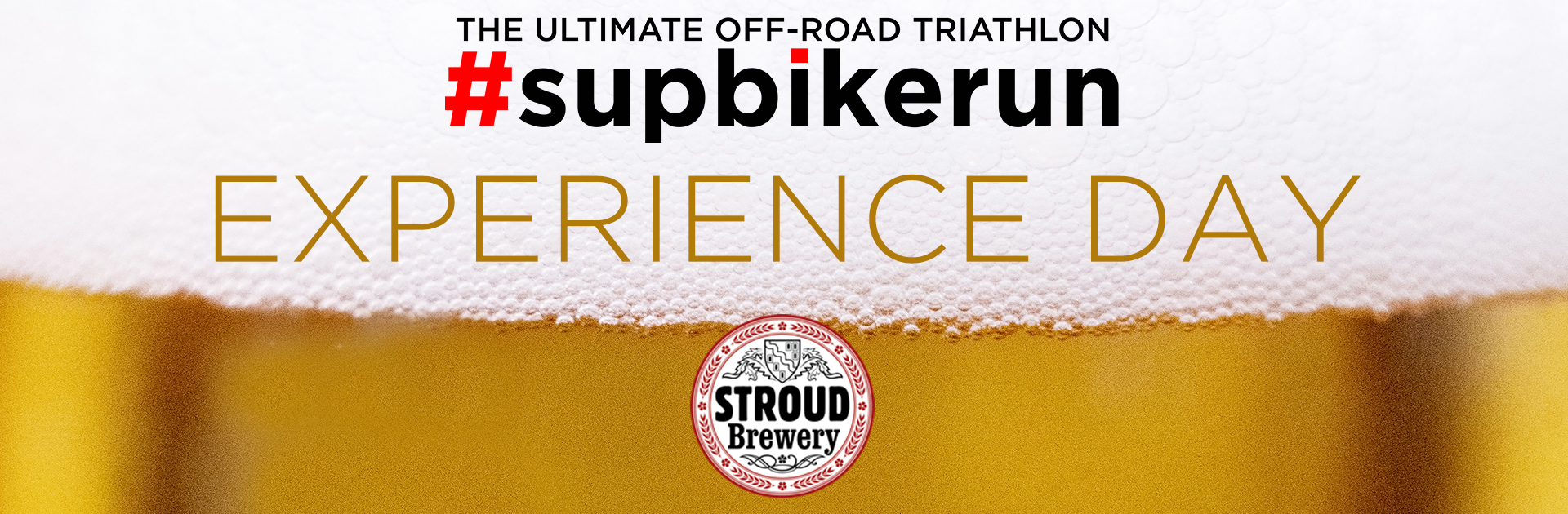 #supbikerun Experience Days