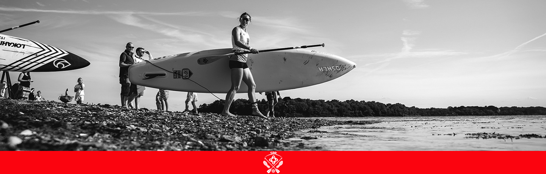 #supbikerun-paddle-boarding